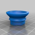 valvola-rosca.png Télécharger fichier STL gratuit Valve expiratoire universelle pour les masques • Modèle pour imprimante 3D, faisca2000