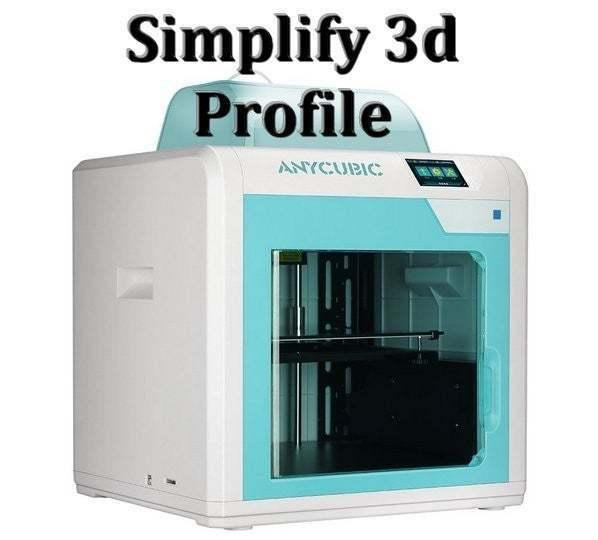 f915f7a96a.jpg Télécharger fichier STL gratuit Anycubic 4Max pro Simplify3d PLA profil et correction de bugs du firmware • Design à imprimer en 3D, faisca2000