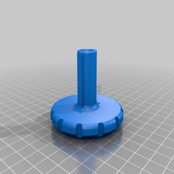 Télécharger fichier STL gratuit Clé de déverrouillage de la porte du garage automobile BFT • Modèle imprimable en 3D, faisca2000