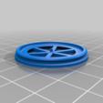 valvola-1.1.png Télécharger fichier STL gratuit Valve expiratoire universelle pour les masques • Modèle pour imprimante 3D, faisca2000