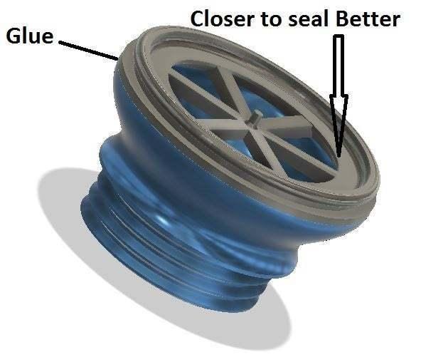 valve4.jpg Télécharger fichier STL gratuit Valve expiratoire universelle pour les masques • Modèle pour imprimante 3D, faisca2000