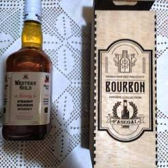 IMG-20200930-WA0000.jpg Download free STL file Laser cut Whisky Wooden Case • 3D printing model, faisca2000