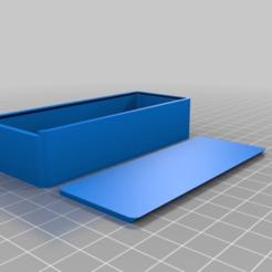318371d72a487c1ac51b93f0090b846b.png Télécharger fichier STL gratuit Mon Top Box coulissant arrondi paramétrique personnalisé • Plan à imprimer en 3D, faisca2000