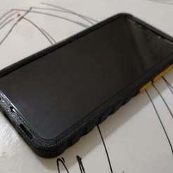 IMG_20200221_083342.jpg Télécharger fichier STL gratuit Pocophone F1 Etui de blindage V3 TPU flexible • Design pour imprimante 3D, faisca2000