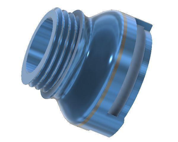 valve2.JPG Télécharger fichier STL gratuit Valve expiratoire universelle pour les masques • Modèle pour imprimante 3D, faisca2000