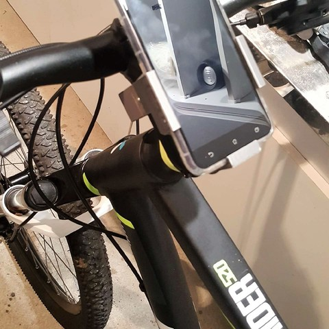 Download Free 3d Printer Designs Smartphone Support For Mtb