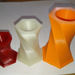 Modelos 3D gratis Mini jarrón, LLH