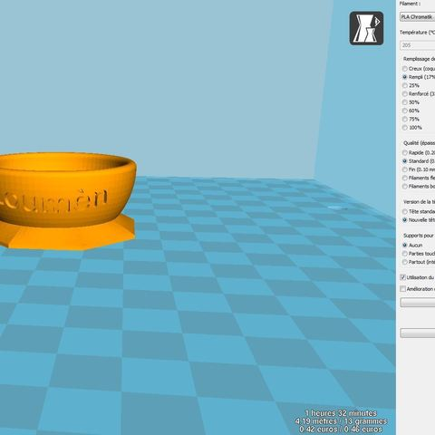 Coquetier loumen .JPG Download free STL file Egg cup • 3D print object, LLH
