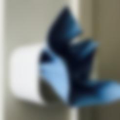 Free 3D file Desk Organizer / Wall Shelf, milasls