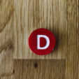 Free 3d printer files Dishwasher Clean/Dirty Magnet, milasls