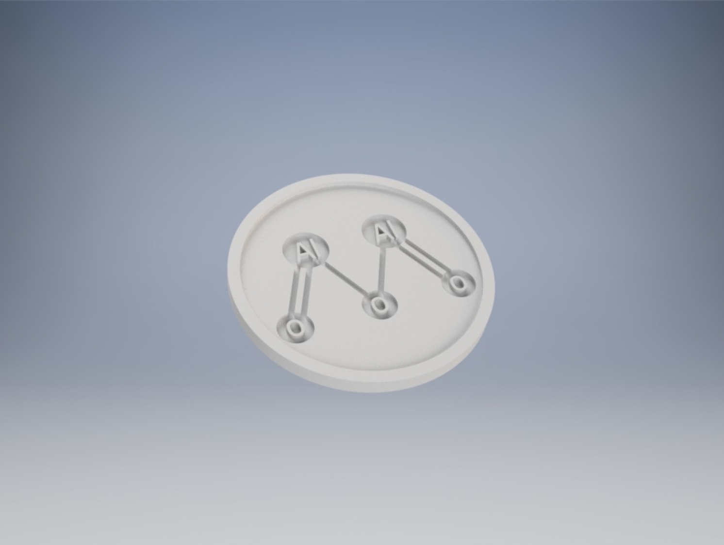 Capture d'écran 2017-11-06 à 14.25.05.png Download free STL file Alumina Coaster • Model to 3D print, milasls