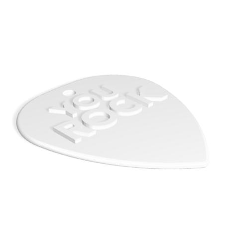 pick-you-rock-01.PNG Download STL file Pick You Rock • 3D printer template, eMulas