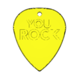 Standard-Pick-You-Rock.png Download STL file Pick You Rock • 3D printer template, eMulas