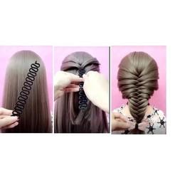 Impresiones 3D Trenza cabellos, nldise