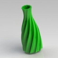 Download 3D printer designs Vase, nldise