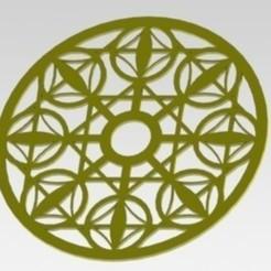 Descargar modelo 3D Mandala 2, nldise