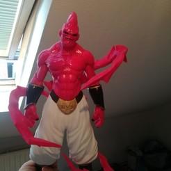3D printer files BUU DRAGON BALL Z, NORIAM