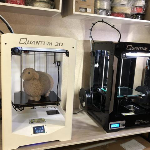 photo_2017-12-21_12-27-03.jpg Download free STL file  Wooly && Lazy Sheep • Object to 3D print, Quantum3D