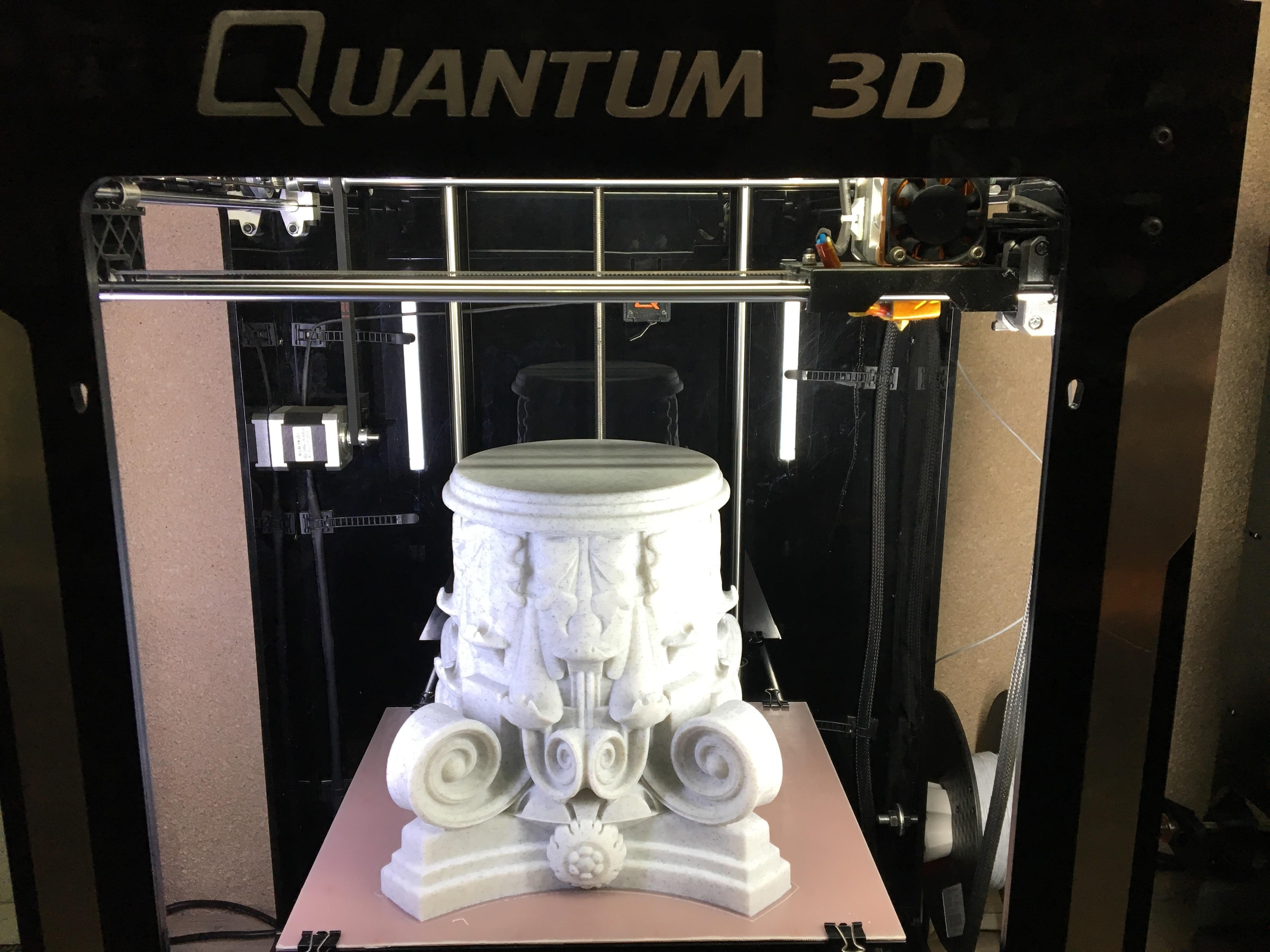 IMG_0292.JPG Télécharger fichier STL gratuit Colonne de marbre • Modèle pour impression 3D, Quantum3D