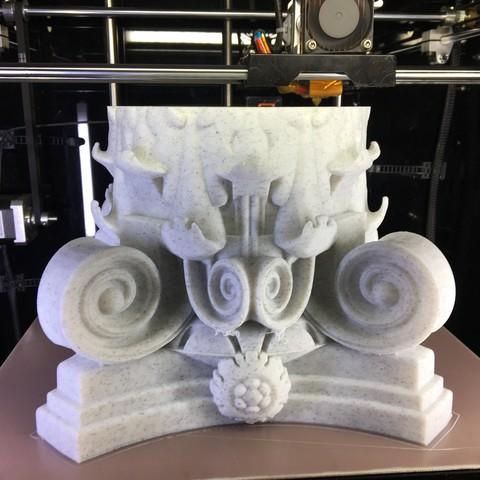IMG_0286.JPG Télécharger fichier STL gratuit Colonne de marbre • Modèle pour impression 3D, Quantum3D