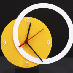 Download free 3D model CLOCK, MrExpert