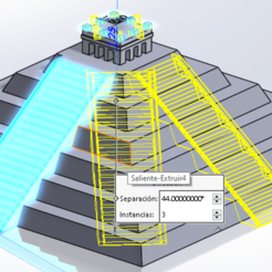 Captura de pantalla (252).png Download STL file Pyramid • 3D printer design, ErvinOsvaldoGonzlezTovar