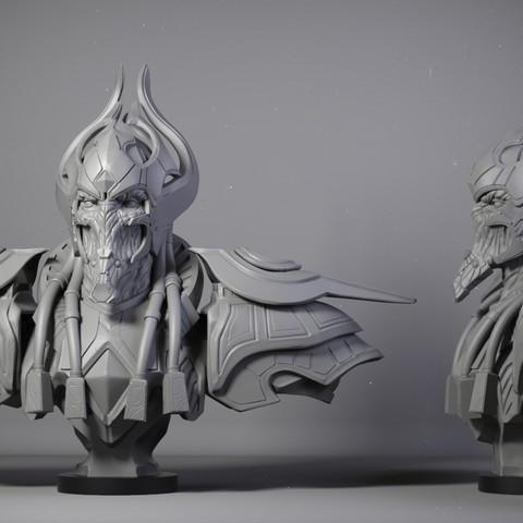 Objet 3D Artaniss, Garawake