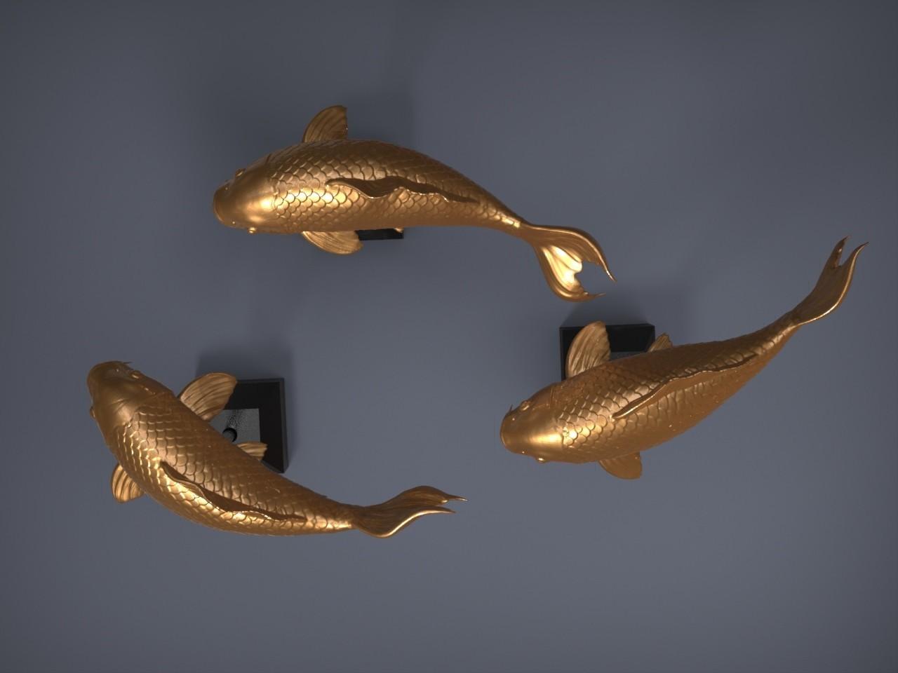 Panther.134.jpg Download OBJ file Carp Fancy • Object to 3D print, Dynastinae