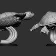 STL files Turtle, Garawake