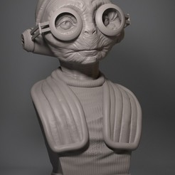 Download 3D model Maz kanata, 5RVagabond
