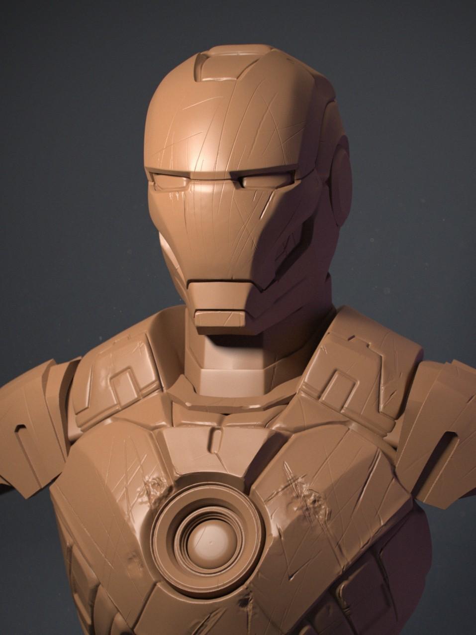 IRM.jpg Download OBJ file Iron Man Mark3 • 3D printing model, Dynastinae