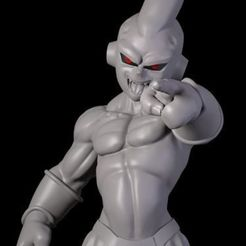 3D printing model Buu Super , Garawake