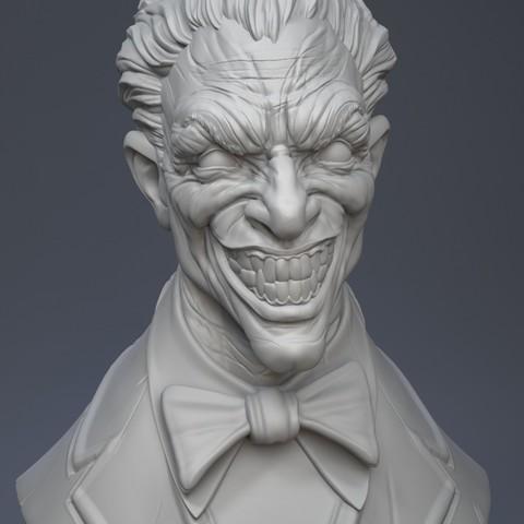 3D printing model Joker, Garawake