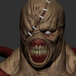 Download 3D printing files Nemesis Tyrant, Albedo