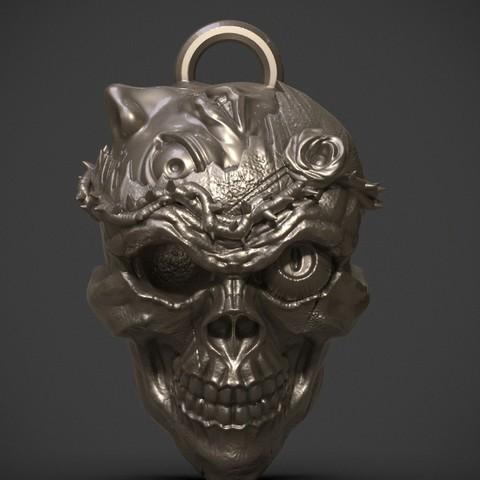 3D print files Berserk Skull Knight , Garawake