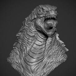Modelos 3D Gozilar, Garawake