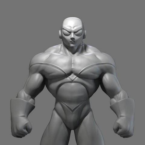 Free 3D model Jiren, Garawake