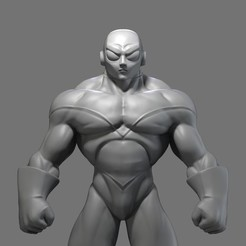 Download free 3D model Jiren, 5RVagabond
