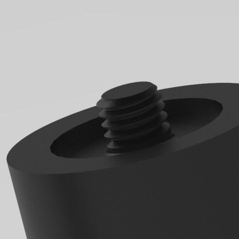 key196.52.jpg Download free STL file French Press holder  • 3D printing object, StefanP