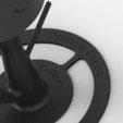 key196.50.jpg Download free STL file French Press holder  • 3D printing object, StefanP