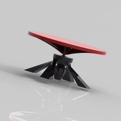 key926.43.jpg Download free STL file Revolving Table • 3D printer object, StefanP