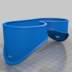 goggle_frame.png Download free STL file Protective goggles • 3D printing object, michaeledi