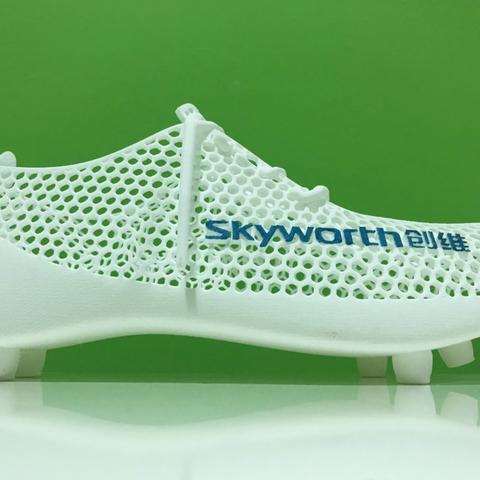 Descargar modelo 3D gratis Bota de fútbol celular (inspirada en la segunda piel), michaeledi