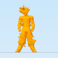 Télécharger STL Goku Ultra, Robert3d