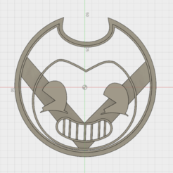 Archivos 3D Bendy Cookie Cutter, FewDey