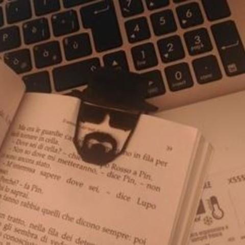 Download free 3D printer files ww bookmark, Delli98