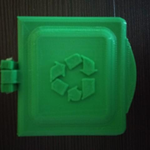 IMG_20180912_113358_HHT[1].jpg Télécharger fichier STL gratuit poubelle tirelire • Plan pour impression 3D, Delli98