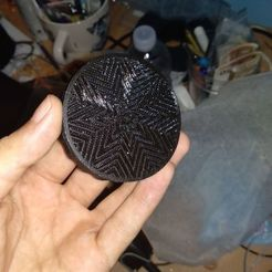 Free 3d printer files herb grinder, Delli98