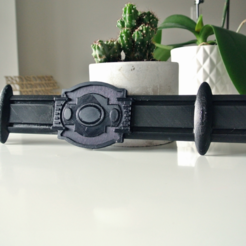 Free 3D print files Batman Utility Belt - 1989 Replica, R3DPrinting