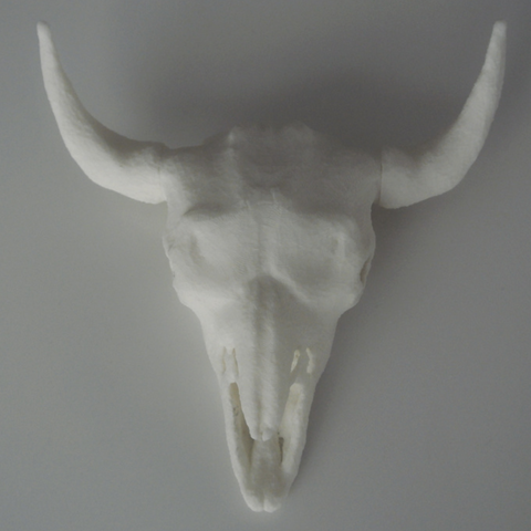 Capture d'écran 2017-11-08 à 17.34.53.png Download free STL file Bufffalo Skull (Large) • Model to 3D print, R3DPrinting